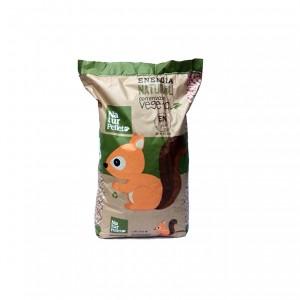 Pellets: Palet con 70 sacos de 15 kg